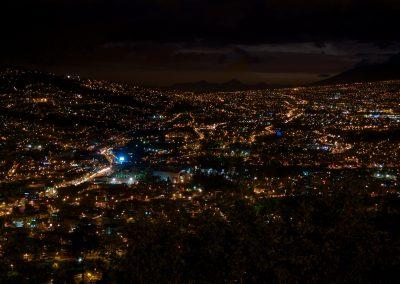 Quito Nocturno Sur