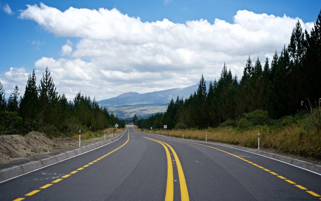 Carretera Cotopaxi