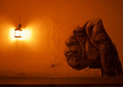 Cara Mural
